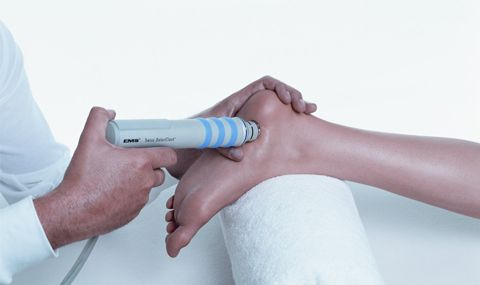 Extracorporal Shockwave Therapy
